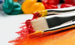 رنگ های نقاشی
